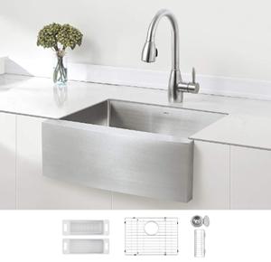 ZUHNE Undermount Kitchen Sink