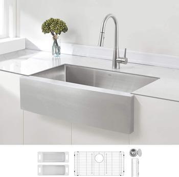 Zuhne Farmhouse Kitchen Sink