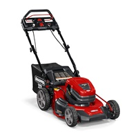 Snapper XD 82V MAX Step Sense Cordless Electric 21-Inch Lawn Mower Kit with (2) 2.0 Batteries and (1) Rapid Charger