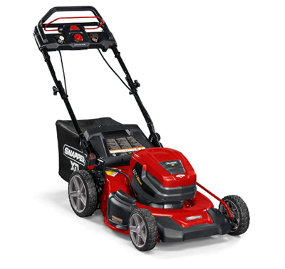 Snapper XD 82V Self Propelled Lawn Mower