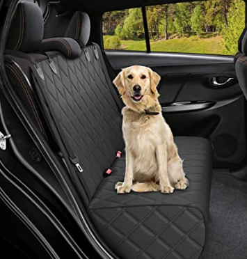 ACTIVE PETS Bench Dog Car Seat Cover