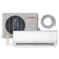 Bosch Ultra-Quiet 12K BTU 230V Mini Split Air Conditioner & Cooling System with Inverter Heat Pump, 20.7 SEER High-Efficiency