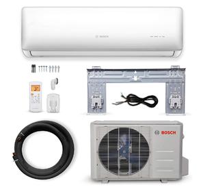 Bosch Ultra-Quiet 18K Mini Split Air Conditioner