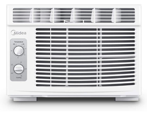 Midea MAW05M1BWT Window Air Conditioner 5000BTU