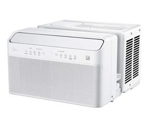 Midea U-Shaped Inverter Window Air Conditioner 8000BTU