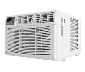 homeLabs Window Air Conditioner Unit 8000BTU