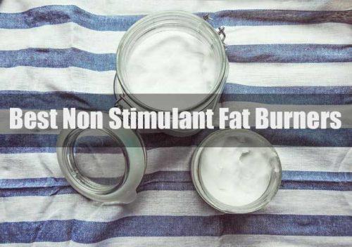 non stimulant fat burners recenzii